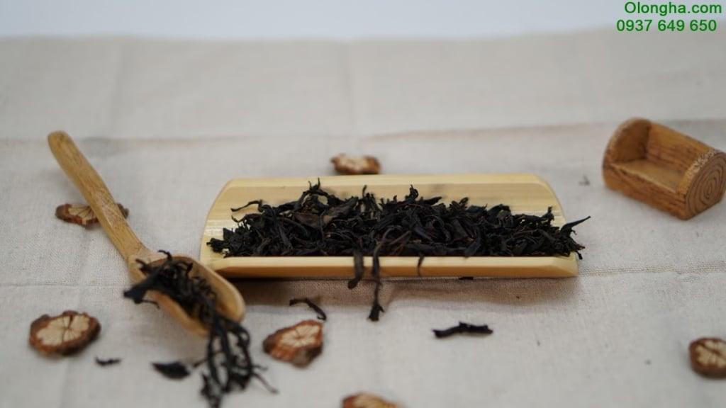 hồng trà olong