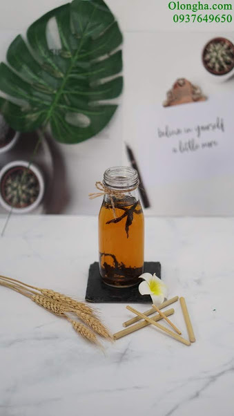 Hồng trà ủ lạnh ô long được chiết xuất từ phương pháp ủ trà lạnh
