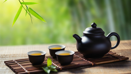 trà ô lông Đài Loan