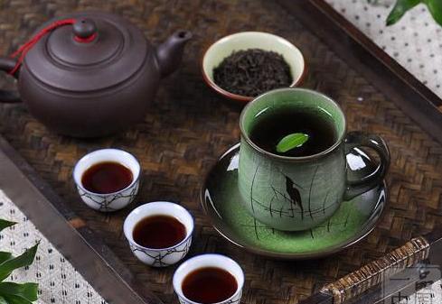 trà ô long thượng hạng